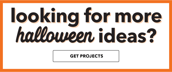 Looking for more HALLOWEEN ideas?
