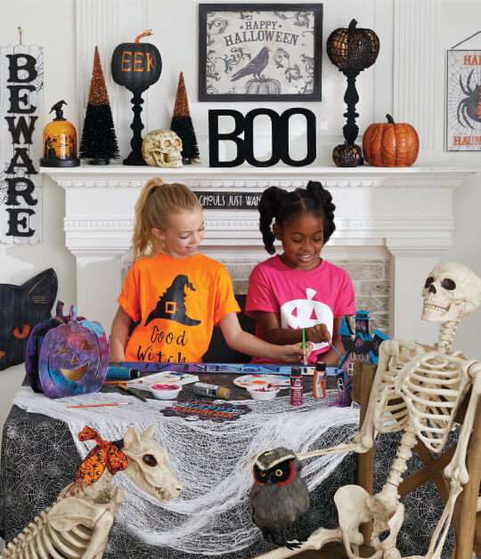 Halloween Indoor Decor, Entertaining and Ribbon Includes Maker s Halloween.