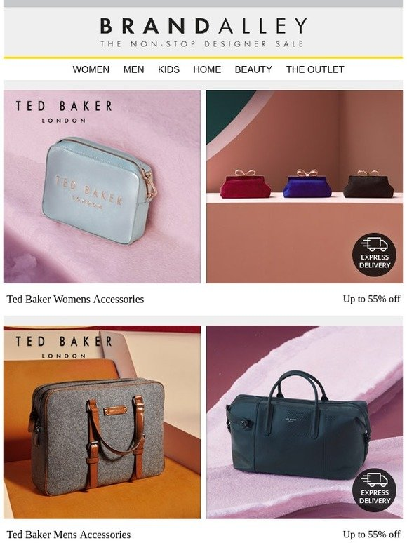 d4a3804b7111 brandalley uk limited  Ted Baker Accessories