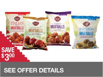 WF Meatballs