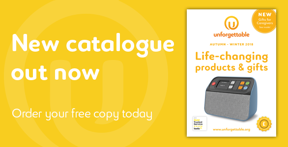 Unforgettable: Get your free catalogue full of life-changing