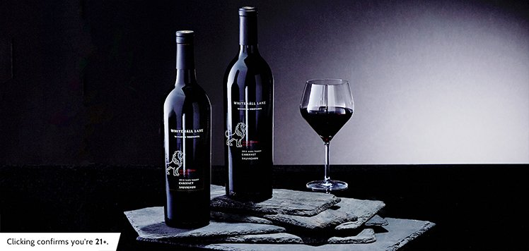 93-Point Napa Cabernet From Whitehall Lane Winery