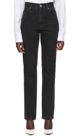 Matthew Adams Dolan - Black Slim Jeans
