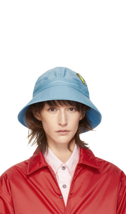 Marni Dance Bunny - Blue Bunny Patch Bucket Hat
