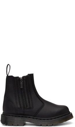 Dr. Martens - Black 2976 Alyson Zip Boots