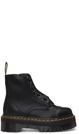 Dr. Martens - Black Sinclair  Boots