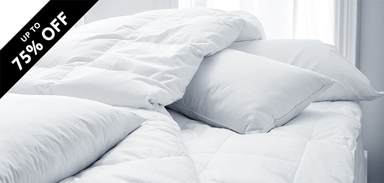 Luxury Linens to Bedding