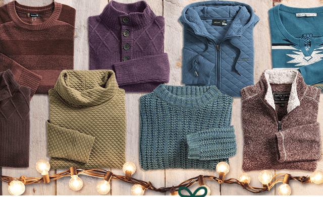 Sweaters Starting At $19.99   Shop Women & Men