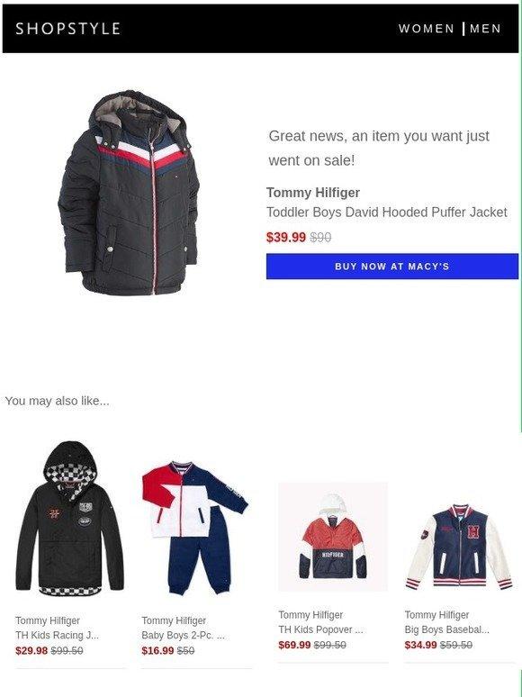 16c12bc78136 ShopStyle  Sale Alert  Tommy Hilfiger