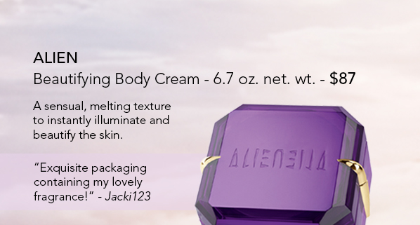 Beautifying Body Cream