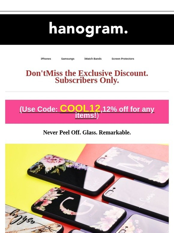 more photos b89d8 be19c Hanogram Ltd: 👋 Don't Miss This! ! Exclusive limited discount ...
