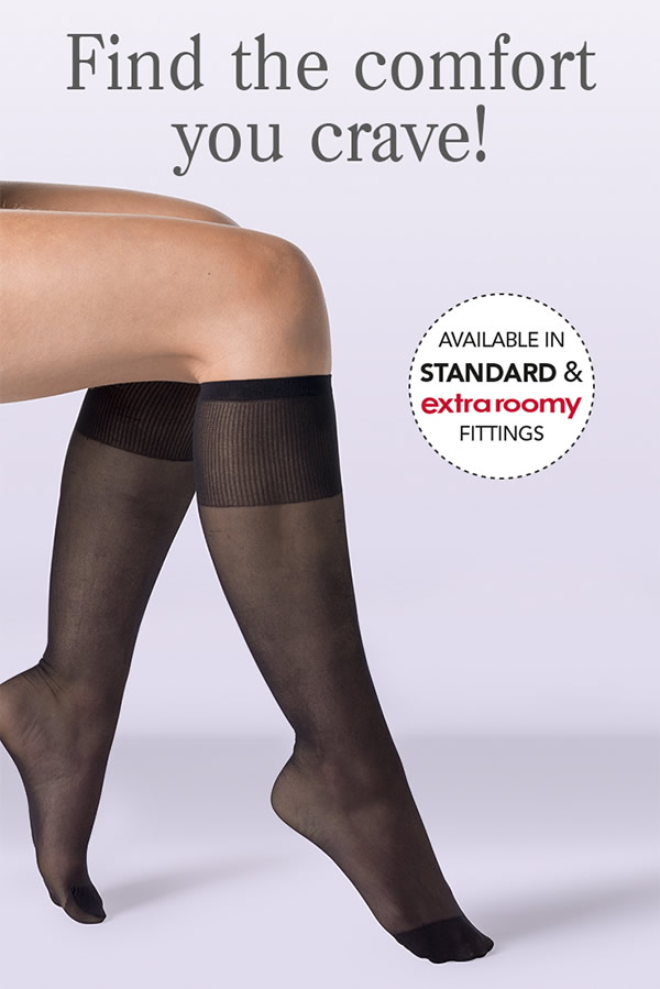 61016b628 Cosyfeet  The comfiest hosiery you ll ever wear or your money back ...