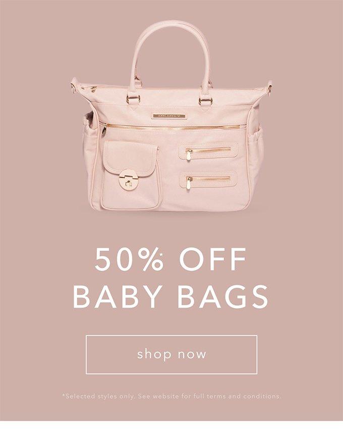 6c67d8b035cae8 Colette Hayman UK  50% off Baby Bags! 👼