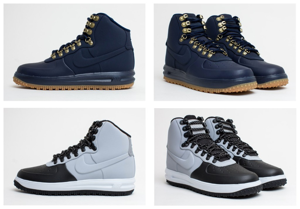 sale retailer 70b83 cdce1 There are quite a few Air Force 1available these days but you can t beat  the restyling with Winter in mind of these Nike Lunar Force 1  18.