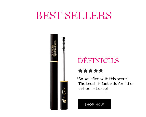 BEST SELLERS - DFINICILS - So satisfied with this score! The brushis fantastic for little lashes! - Loseph - SHOP NOW