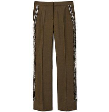 No. 21 Military Pants with Rhinestones $1,630