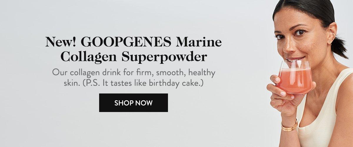 GOOPGENES