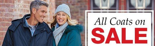 Shop Coat & Boot Sale!