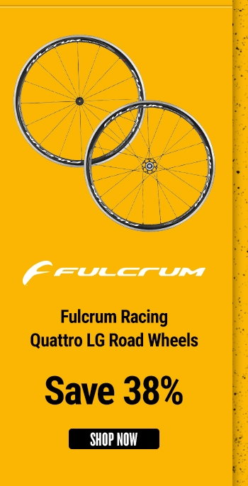 Fulcrum Racing Quattro LG Road Wheels