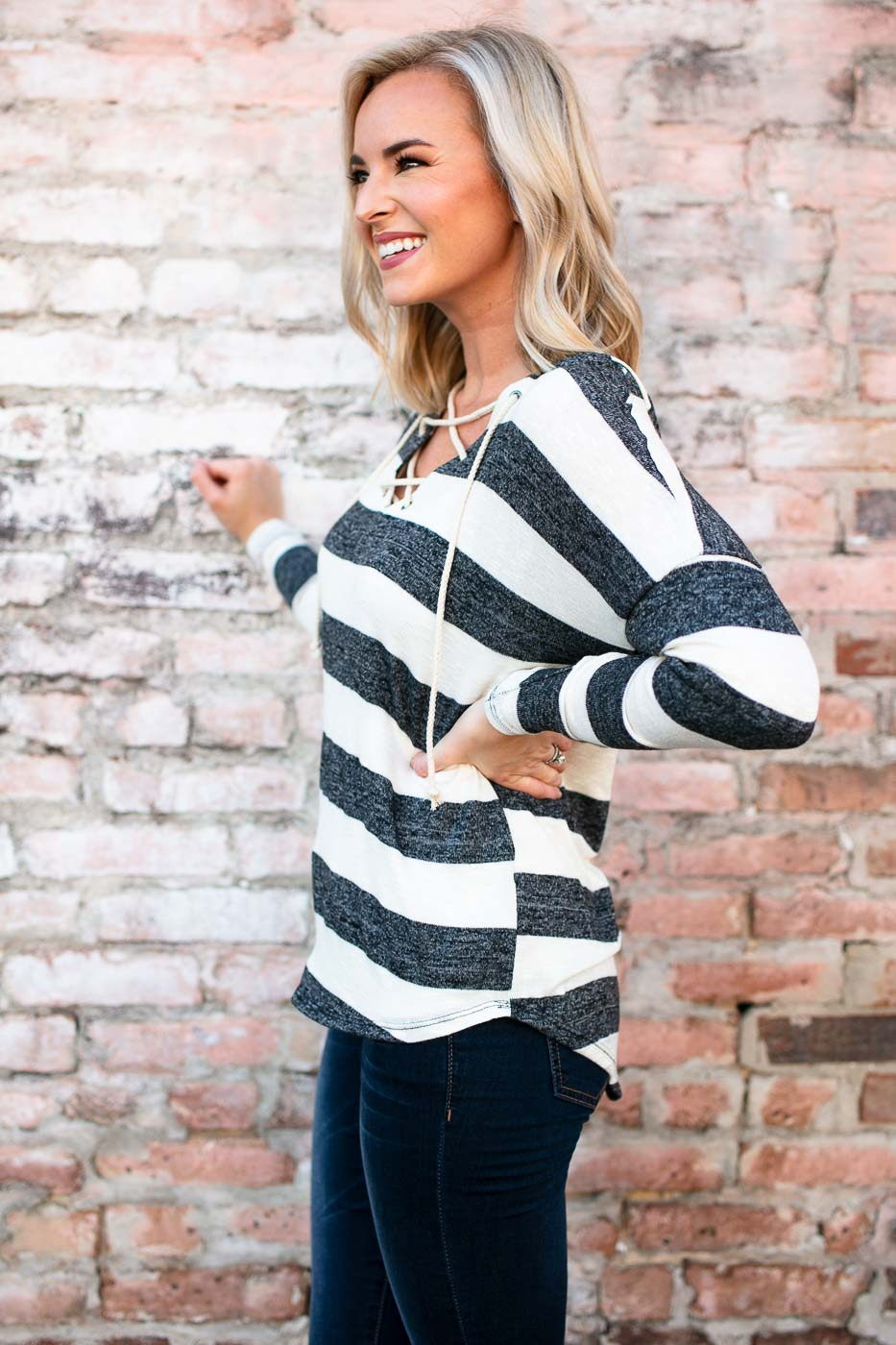 Stripe top perfection