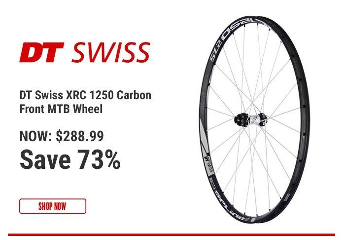 DT Swiss XRC 1250 Carbon Front MTB Wheel