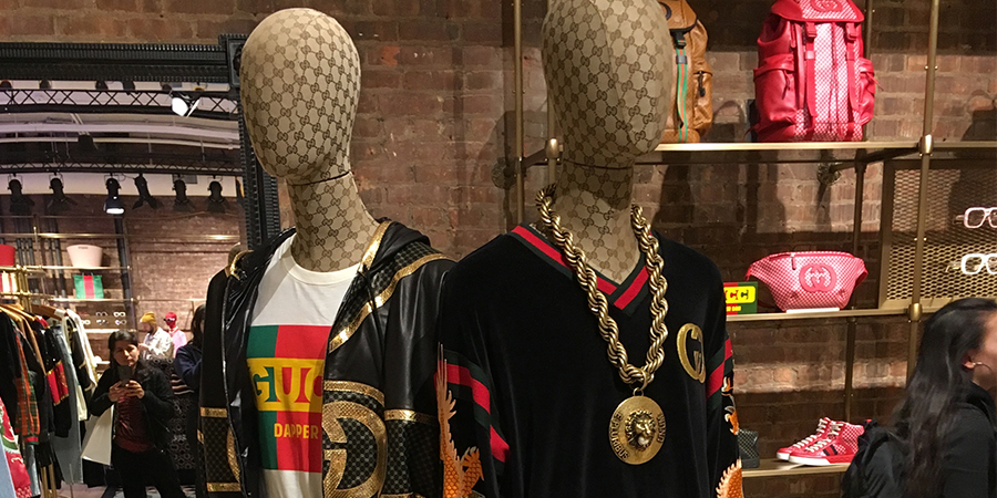 User Experience: Gucci Wooster in SoHo