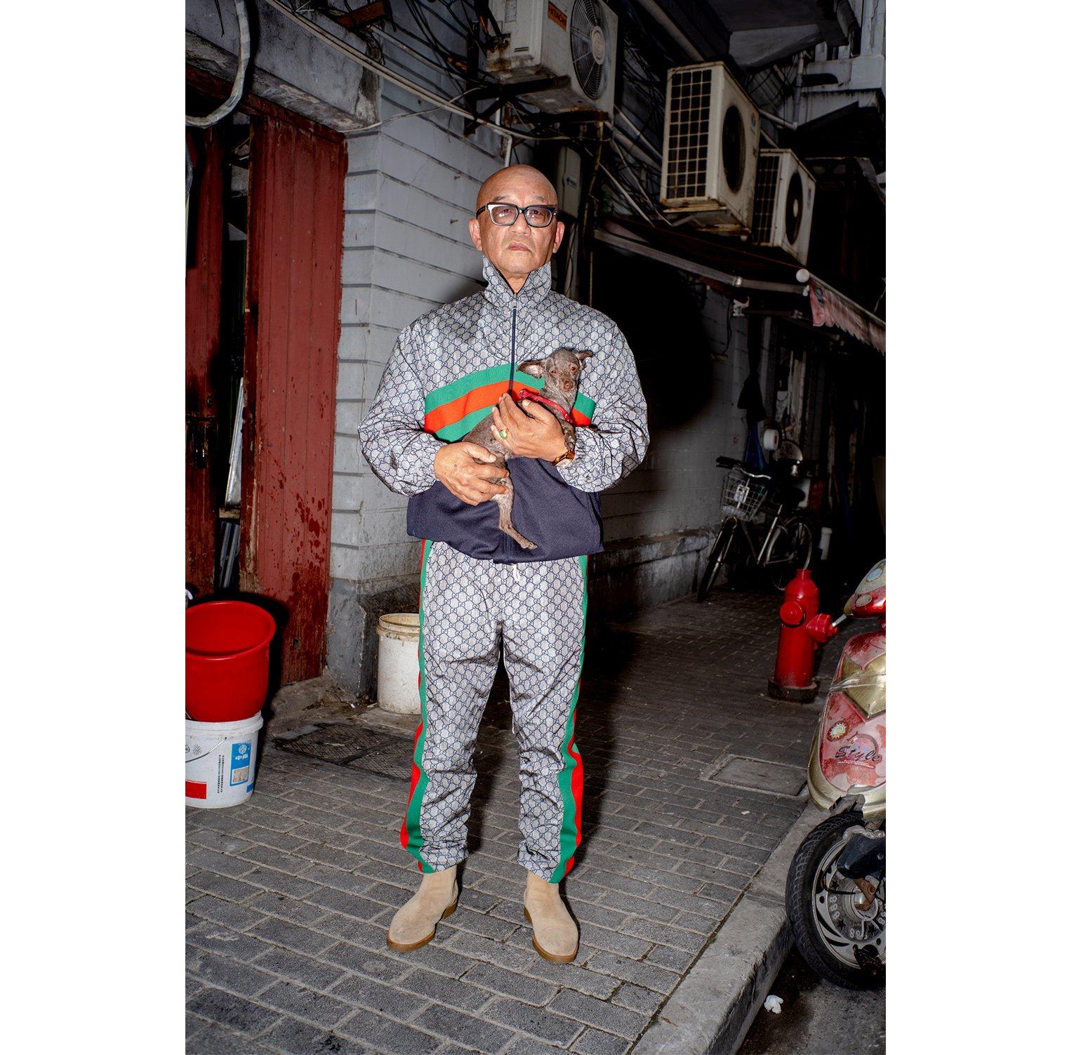 17b13f9a5fa SSENSE: Gucci's Urban Arcadia: View this year in Gucci editorials ...