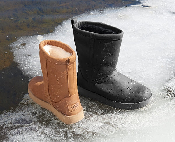 ugg fr: All-weather boots | Milled