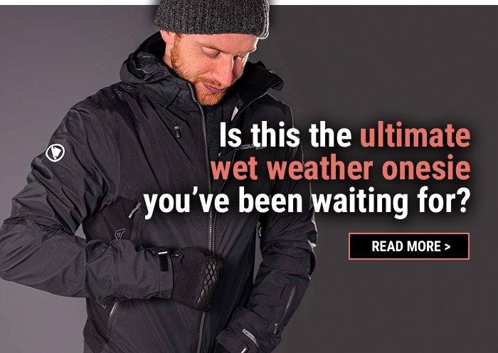 Wet Weather Onesie