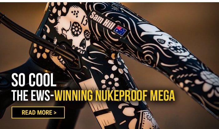 Sam Hills Award Winning Nukeproof Mega