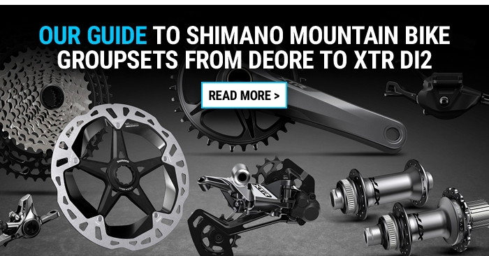 Shimano Groupsets Guide