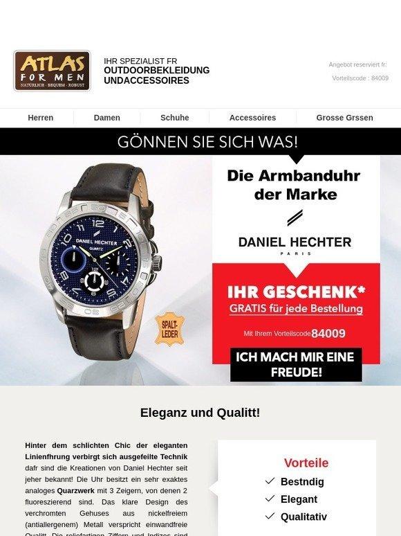 Original- Shop für Beamte lässige Schuhe Atlas For Men : Eine schöne Uhr als Geschenk: machen Sie ...