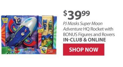 PJ Masks Super Moon