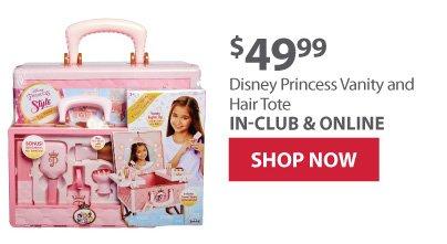Disney Princess My Style Vanity