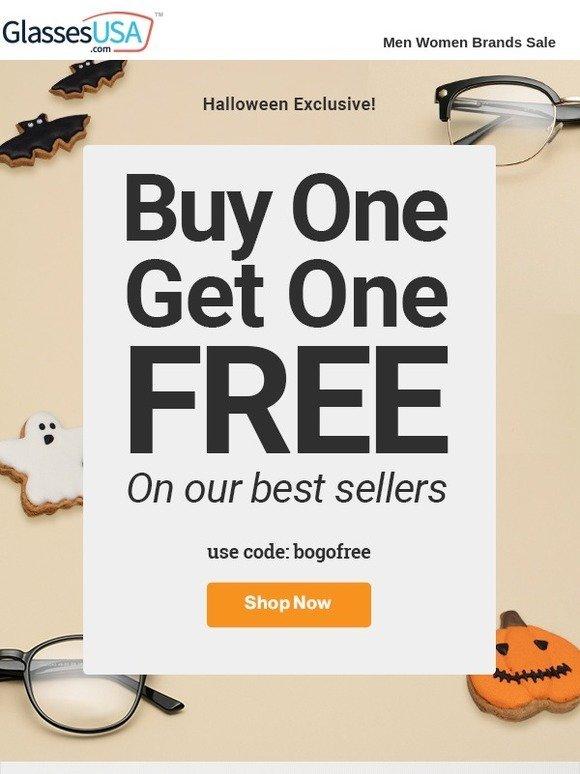 3825bc8dd24 GlassesUSA.com  BOGO Free on Best Sellers