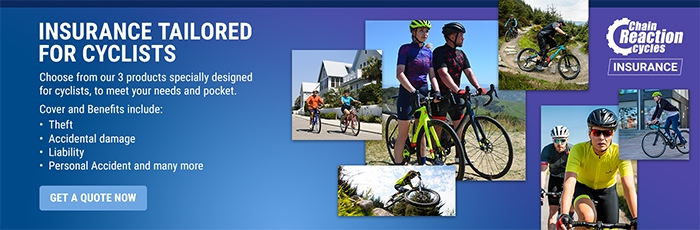 Insurance Tailored For Cyclists