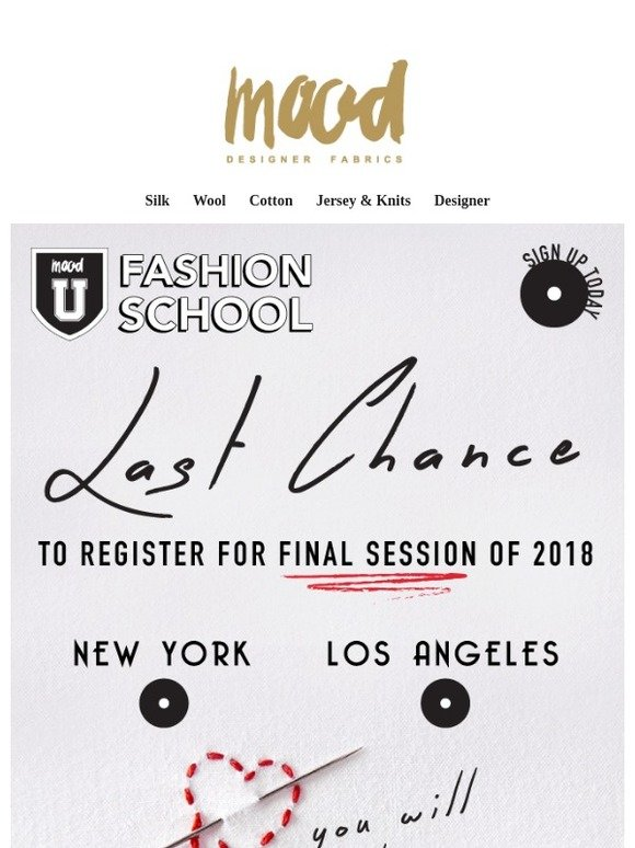 Denim Mood Classes Start Tomorrow Have You Signed Up Milled