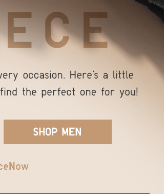 FIND YOUR FLEECE - SHOP MEN