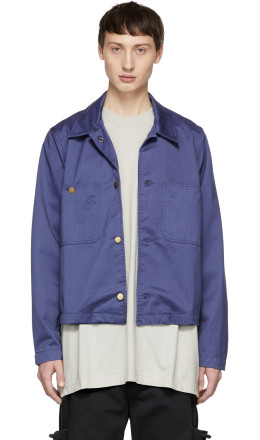 Acne Studios - Blue Bl Konst Unreal Jacket