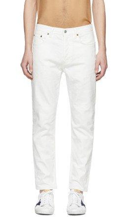 Acne Studios - White Bl Konst River Jeans