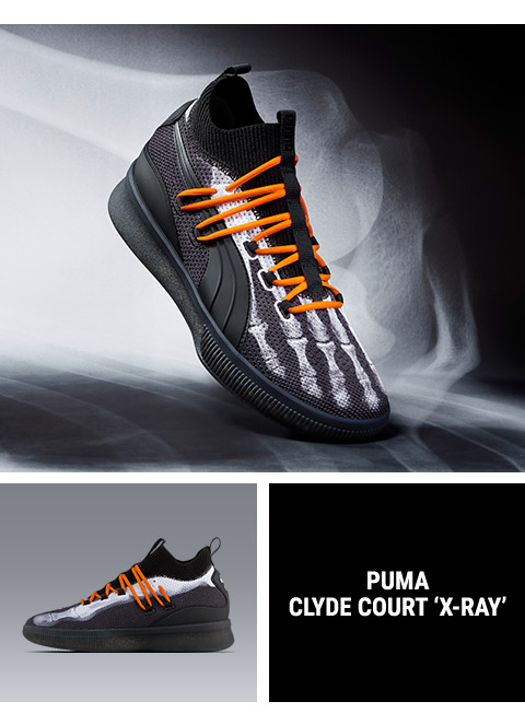 promo code 8d09f 21100 Footaction : PUMA Clyde Court 'X-Ray' – Available Tomorrow ...