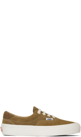 Vans - Brown Suede OG Era 59 LX Sneakers