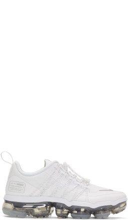 Nike - White Air VaporMax Run Utility Sneakers