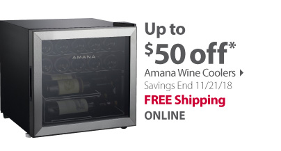 Amana Wine Cooler