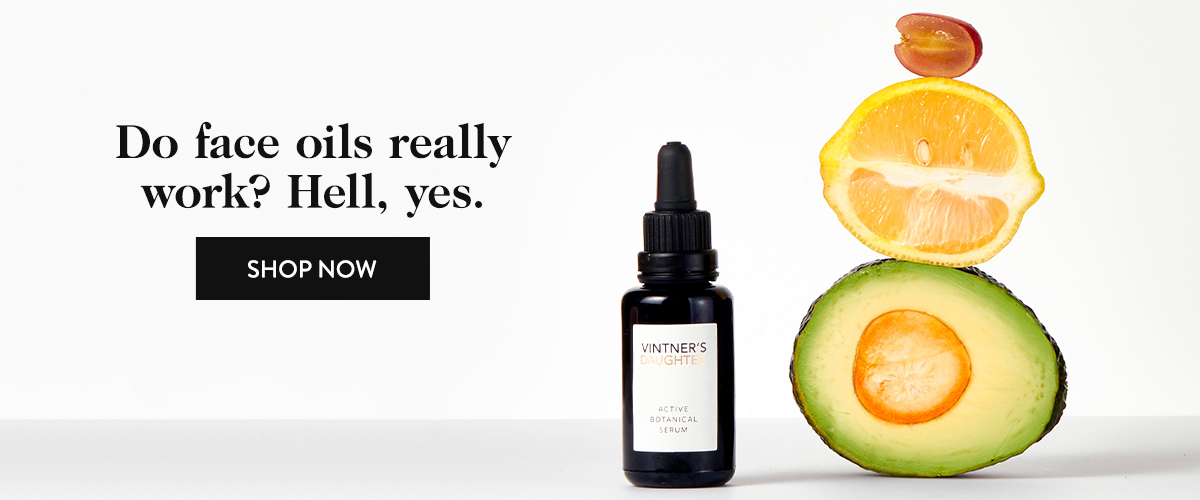 Do face oils really work?