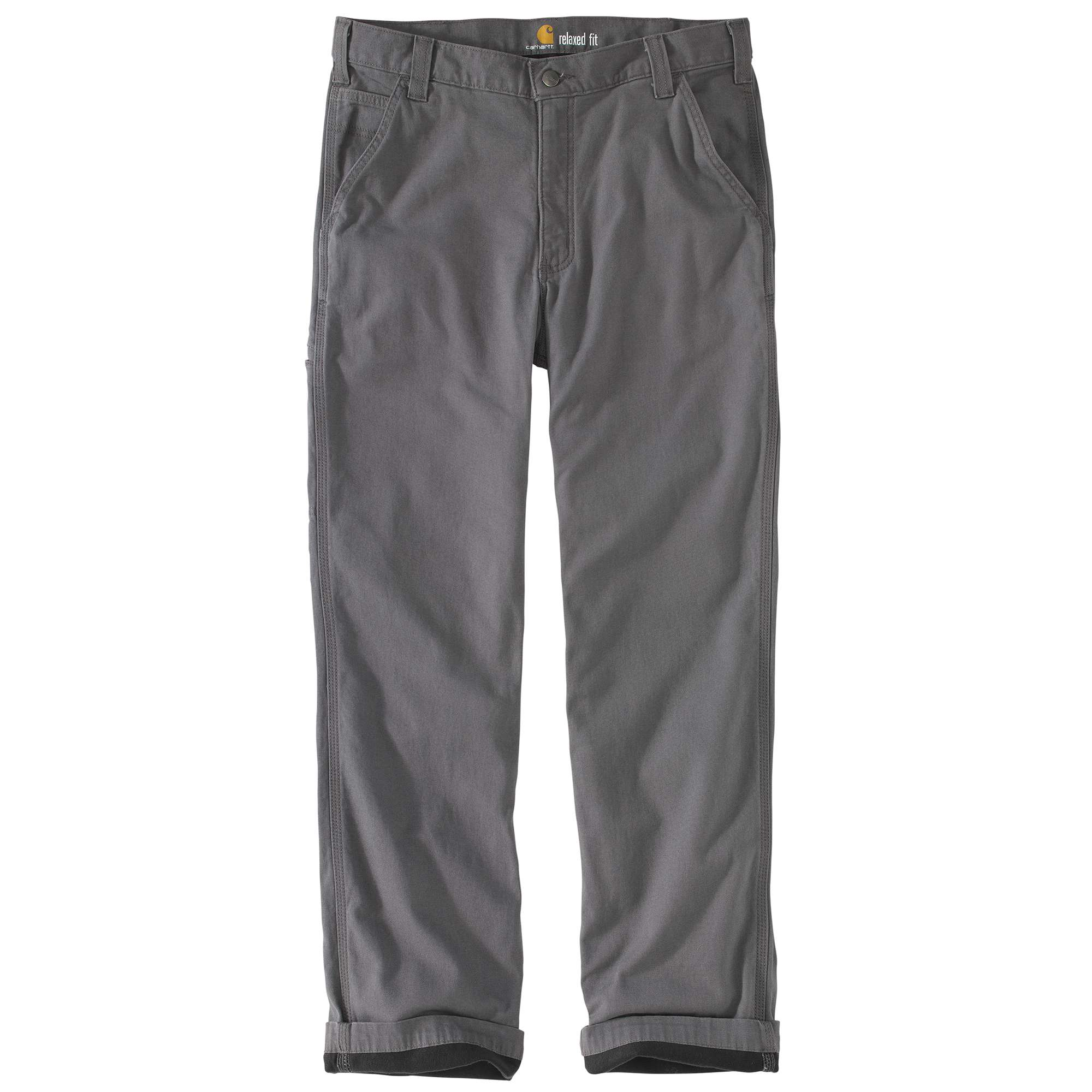 MEN'S RUGGED FLEX RIGBY KNIT LINED PANT