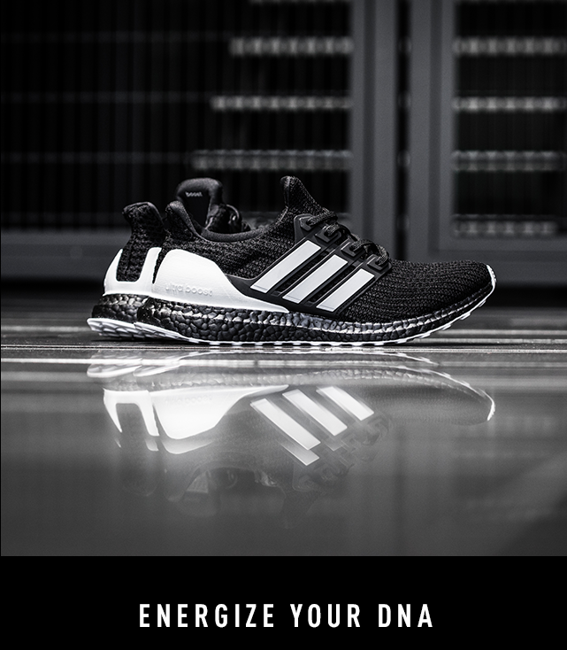 4a15215a9 Image may contain shoes  finest selection af83a 22c28 Introducing Triple Black  DNA UltraBOOST