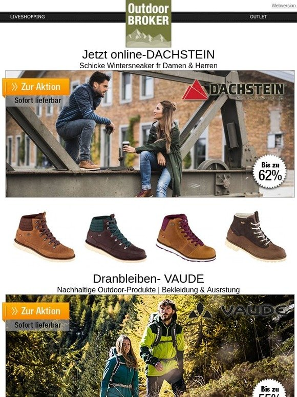 Outdoor Broker Der Liveshop für Outdoor Sportler Email