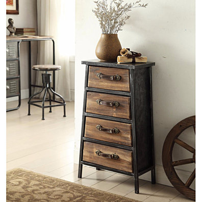 Urban Collection 4 Drawer Chest