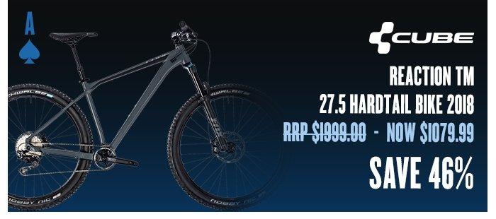 Cube Reaction TM 27.5 Hardtail Bike